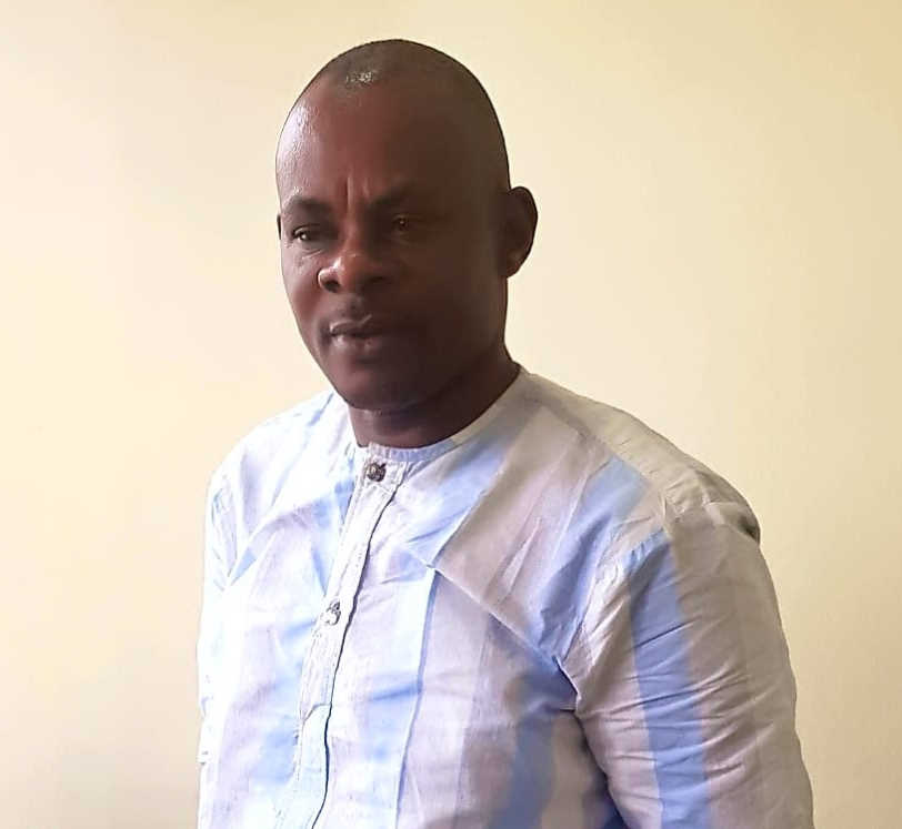 MR. EMMANUEL EHIOROBO